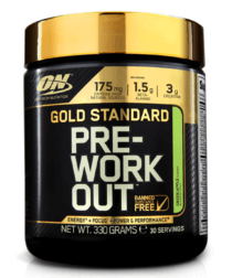 GOLD PRE WORKOUT